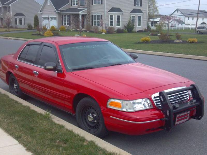 Duty Officer Car